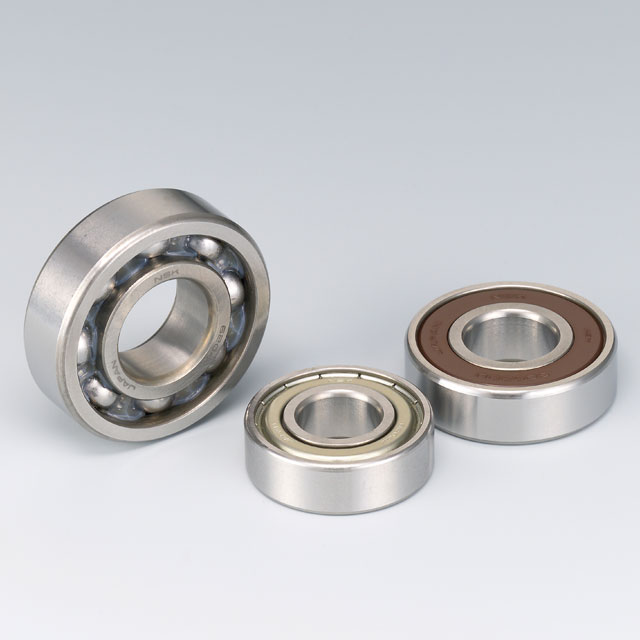 Motorcycle wheel bearings. From stock we can supply the correct bearings for the majority of Japanese motorcycles